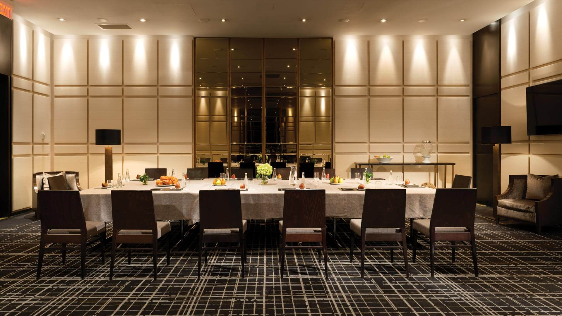 ONE Restaurant private dining
